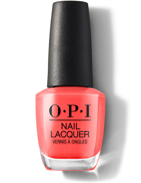 OPI N/Lacq Hot & Spicy 15ml