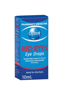 OPTREX Red Eyes Drops 10ml