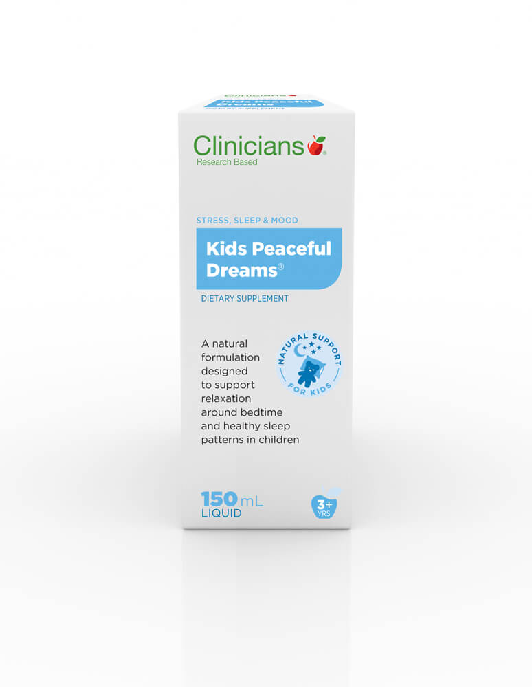 CLINICIANS Kids Peaceful Dreams 150ml