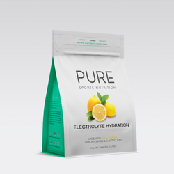 PURE Hyd. Drink Lemon 500g pouch