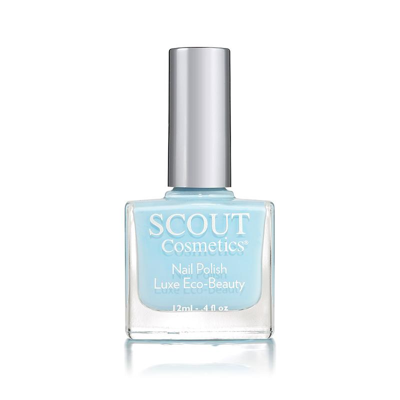 SCOUT Nail Polish - Don't You Forget About Me