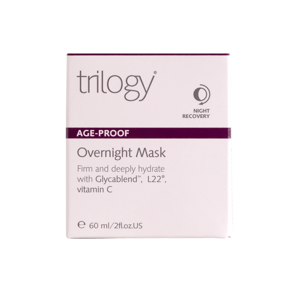 TRILOGY Aage-Proof Overnight Mask 60ml
