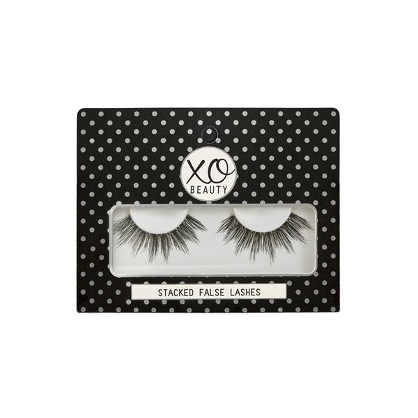 xoBeauty Stacked Lashes The Boss