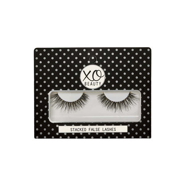 xoBeauty Stacked Lashes The Diva