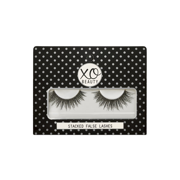 xoBeauty Stacked Lashes The Lover