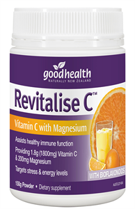 Good Health Revitalise C 1000mg 50tabs