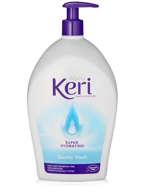 ALPHA KERI Hydrating Body Wash 1 Litre