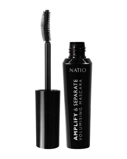 NATIO Amplify & Separate Volume Mascara - Black