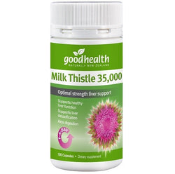 Good Health Milk Thistle 35000mg 100caps