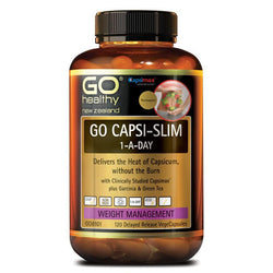 GO Capsi-Slim 1-A-Day 120 Vcaps