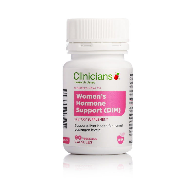 CLINICIANS Women's Hormone Support 90 Capsules