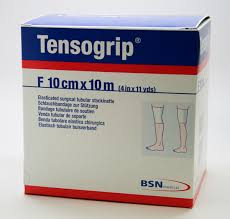BSN TENSOGRIP Tubular Support Bandage (F) 10cmx1m Roll