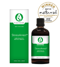KIWI HERB Stress Arrest Liquid 50ml