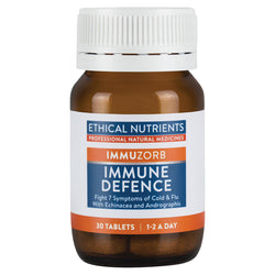 Ethical Nutrients Immune Defence 30tabs