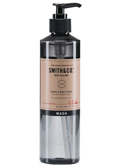Smith&Co Hand & Body Wash Fig and Ginger Lily 400ml