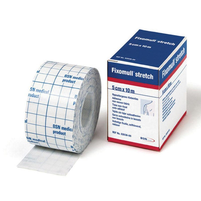 BSN Fixomull Stretch 5cmx10m Box