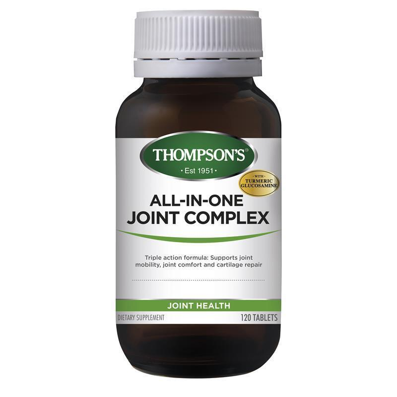 Thompson's All-in-One Joint Complex 120tabs