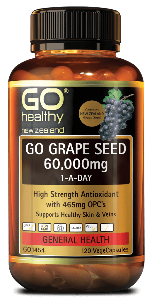 GO Grape Seed 60000mg 120vcaps