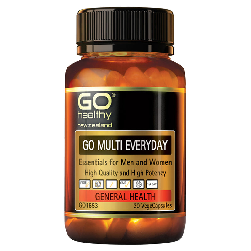 GO Multi Everyday 30vcaps