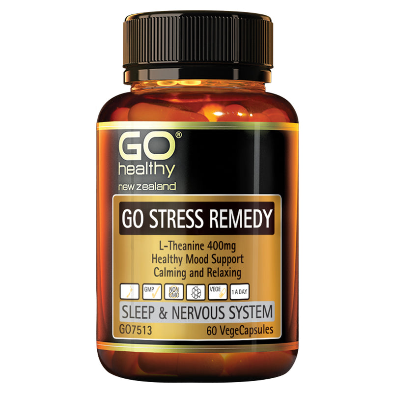 GO Stress Remedy 60vcaps