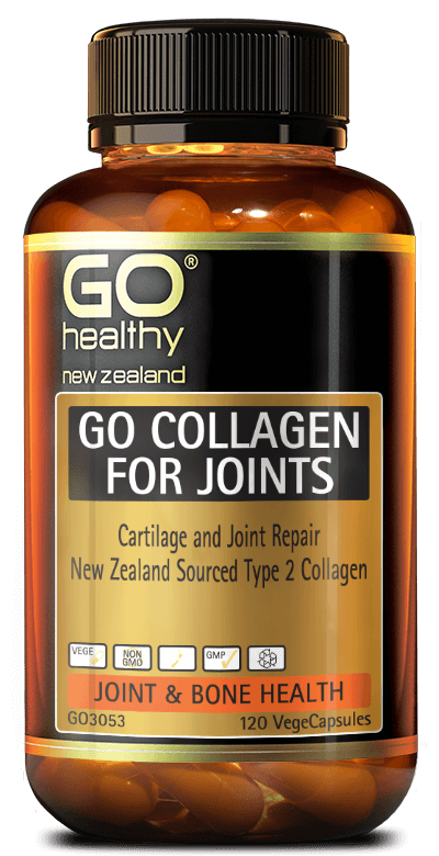 GO Collagen for Joints 120vcaps