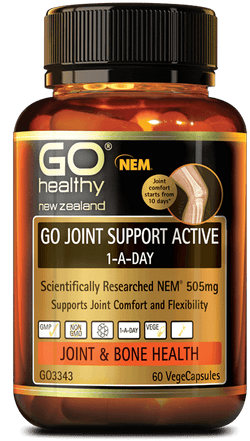GO Joint Support Act 1-a-Day 60Vcap