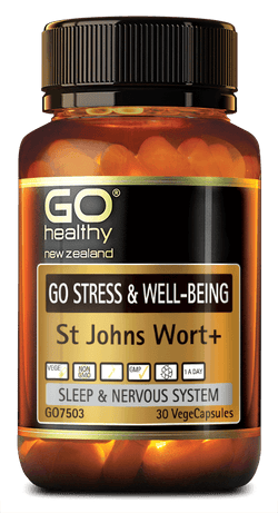 GO Stress & Well Being 30vcaps