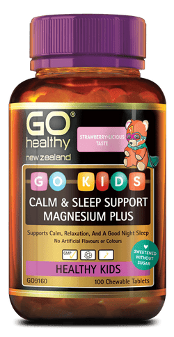GO Kids Calm & Sleep Mag+ 100 Chew