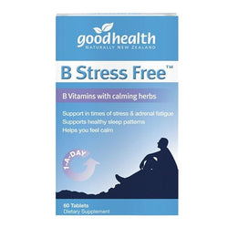 Good Health B Stress Free 30tabs
