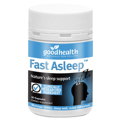 Good Health Fast Asleep 30caps