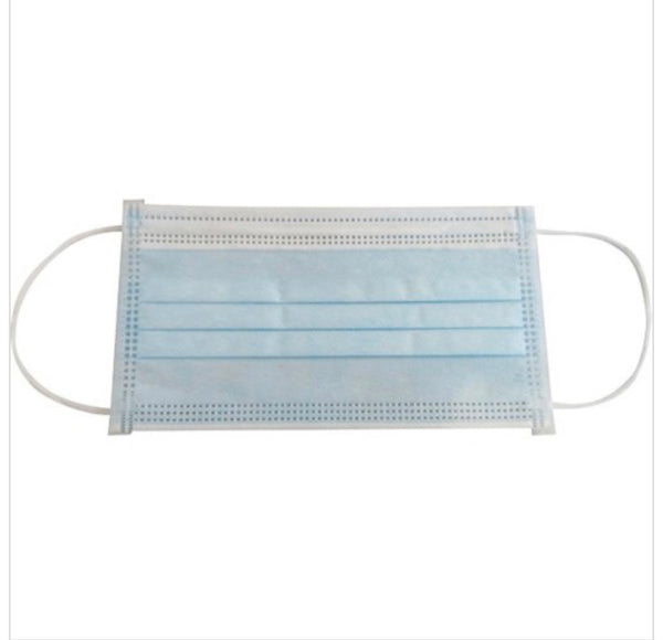 Help-It Surgical Mask 50's