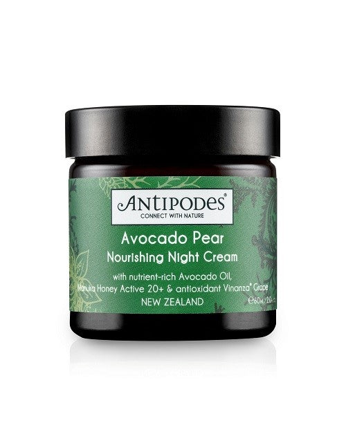 ANTIPODES Avocado & Pear Nourishing Night Cream 60ml
