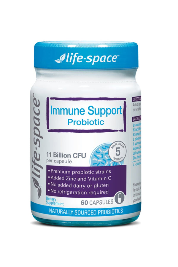 LifeSpace Probiotic Adult Immune 60c