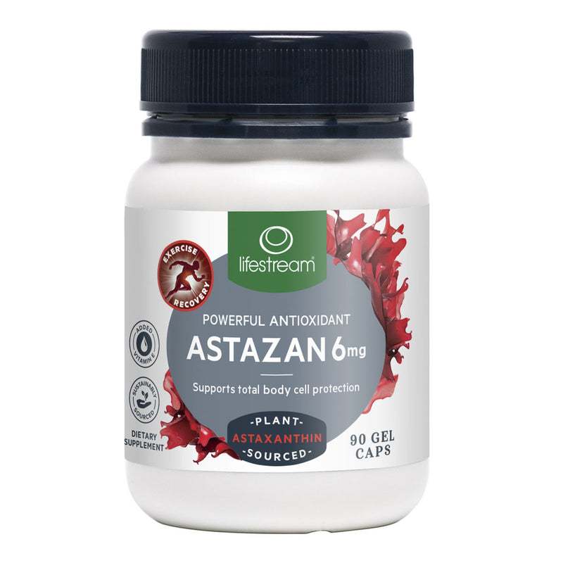 Life Stream Astazan 4mg 90caps