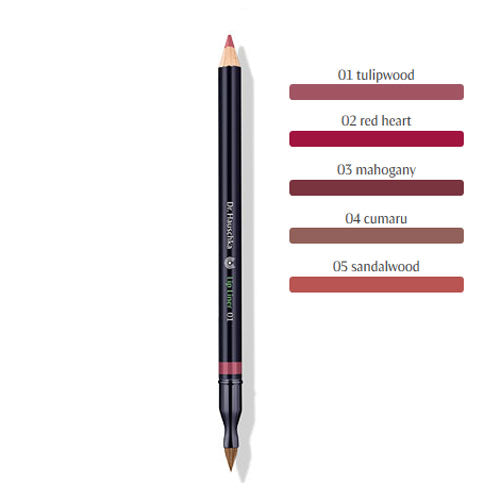 Dr. Hauschka Lip Liner 02 Red Heart