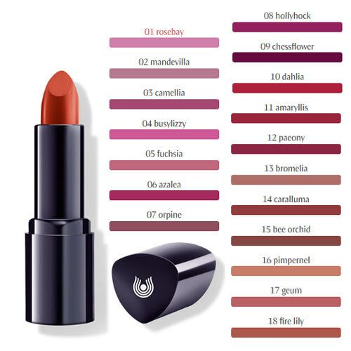 Dr. Hauschka Lipstick 04 Busy Lizzy