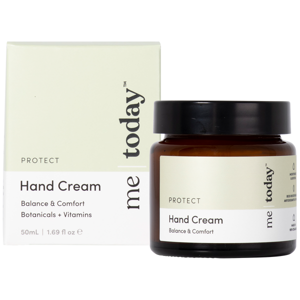 me today Protect Hand Cream 50ml