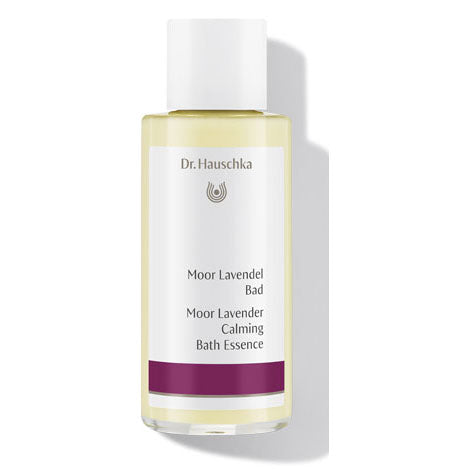Dr. Hauschka Moor Lavender Calming Bath Essence 100ml