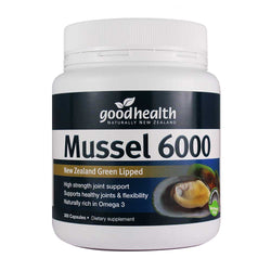 Good Health Mussel 6000mg 300caps