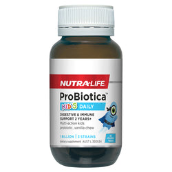 NL Probiotica Daily Kids 60tabs