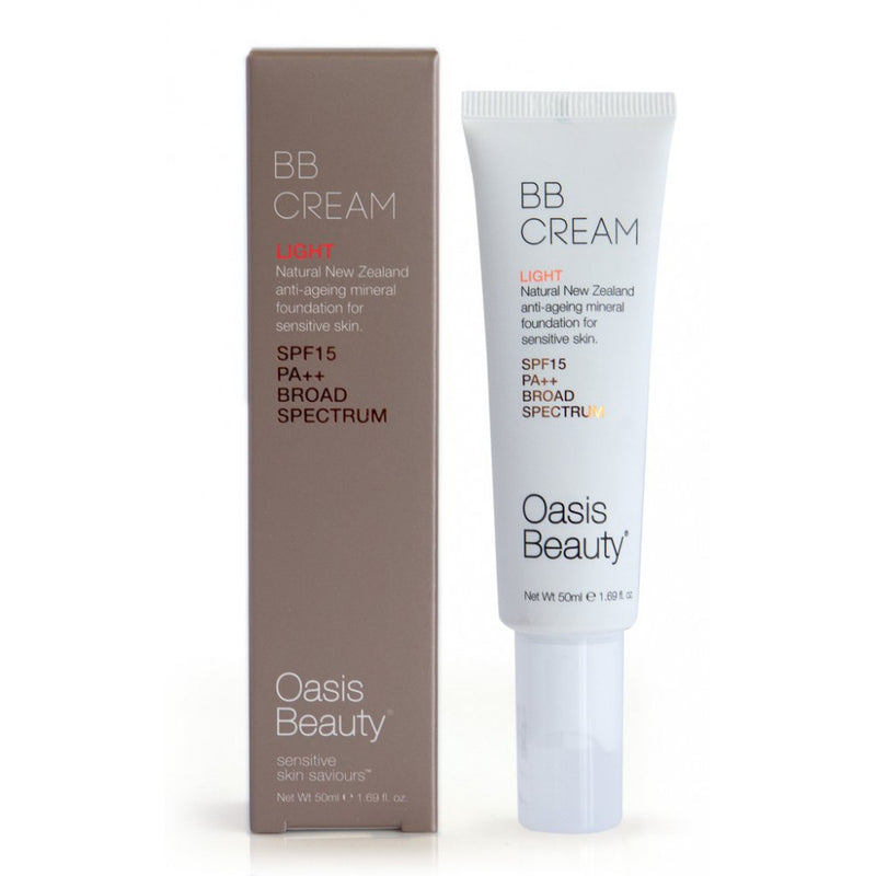 OASIS BB Cream Light Shade 50ml