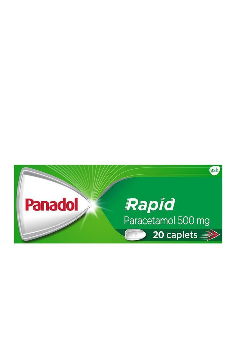PANADOL Rapid 20caps