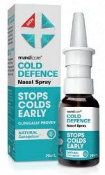MUNDICARE Cold Defence Spr 20ml