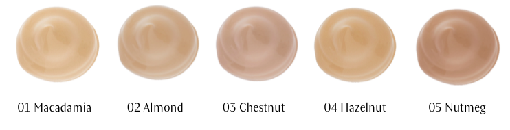 Dr. Hauschka Foundation 02 Almond 30ml