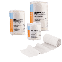 SMITH & NEPHEW PRIMACREPE Bandage Medium Weight 5cmx1.6m