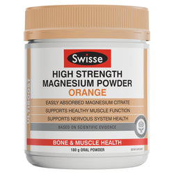 SWISSE UB HS Magn. Pwd Orange 180g