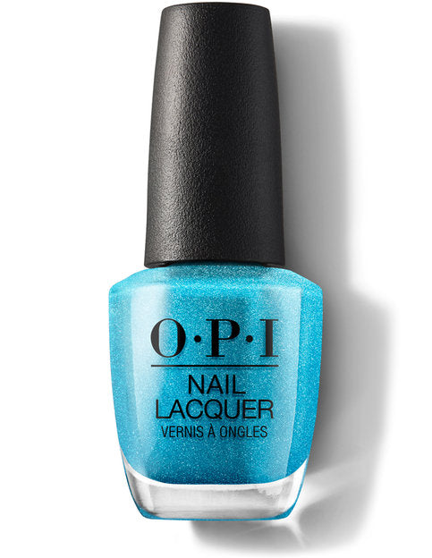OPI N/Lacq Teal Cows Come Home 15ml