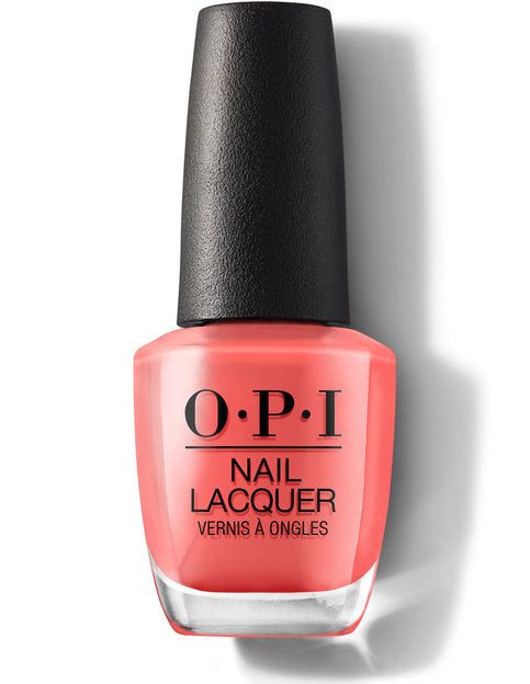 OPI N/Lacq Tempura-ture is Rising