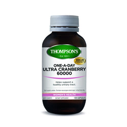 Thompson's Ultra Cranberry 60000mg OneADay 120caps
