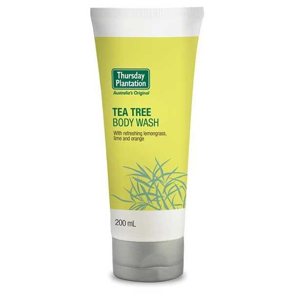 THURSDAY PLANTATION Original Tea Tree Body Wash 200ml